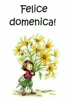 A tutti voi Buona Domenica 6432 Good Night, Good Morning, Happy Sunday, Humor, Fictional Characters, Seasons, Amazing, Funny, Phrases In Italian