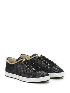 Sneaker Nero Stokton - Le Follie Shop. Sneakers DonnaSs16 8fee3da5845
