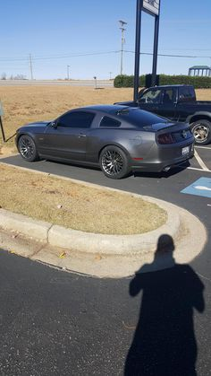 Opinions on black accents for my 2014 gt #Mustang #usedcar #car #cars