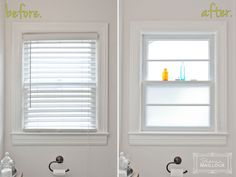 Frosted window film allows for privacy and natural lighting