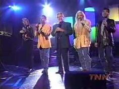 """From the Oaks' 1998 Television series, """"Live From Las Vegas.""""    Also note ORB lead singer Duane Allen's wife, Norah Lee (a member of the Carol Lee Singers on the Grand Ol' Opry) and son, Dee, singing backup."""