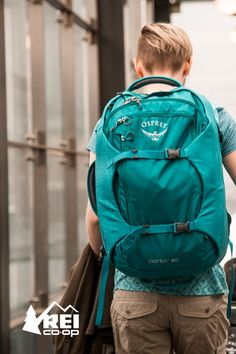 Traveling the world is more fun when you're prepared. Whether you're touring Bangkok in a tuk-tuk or wandering Italy's cobblestone streets, KUHL and Osprey have got you covered.