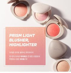 [K-Beauty] Lo nuevo en...Julio | Korean Beauty Dream K Beauty, Blusher, Korean Beauty, Eye Liner, Cleansing Water, Dull Skin, Humectant, Sensitive Skin, Make Up