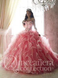 Beautiful quinceanera dress #misXV #misquinces #quinceanera #XV #dress #quincedress #sweet16