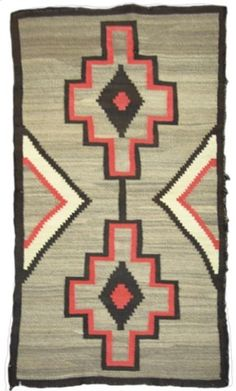 Boho Print Rug | Bohemian Home Decor--  we used to have a navajo rug like this hanging in our dining room. <3