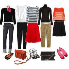 Gamine #wardrobearchitect