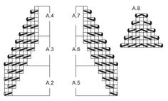 """Ripple Tide - Chaqueta DROPS en punto musgo con patrón de calados y cuello chal, en """"Nepal"""". Talla: S – XXXL. - Free pattern by DROPS Design"""