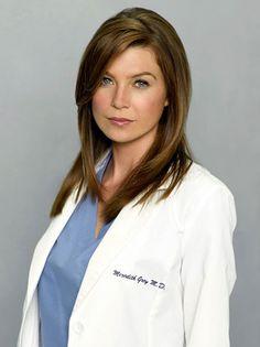 Hot TV Doctors Pictures - Ellen Pompeo, Grey's Anatomy