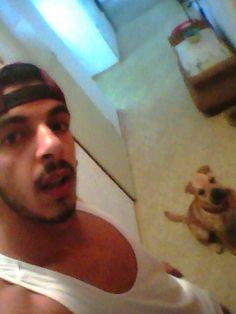 Já a můj pes Santy 😂😂