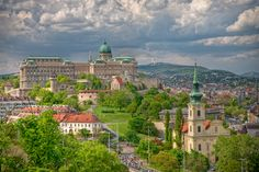 budapest hungary | Castle Hill, Budapest Hungary — Travelogue
