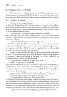 Página 232  Pressione a tecla A para ler o texto da página