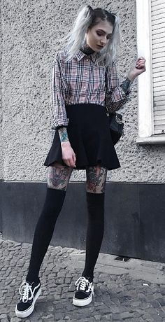 34 Outfit Ideas for this Spring - #fashion #grunge #alternative #spring