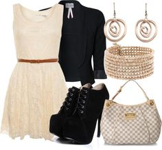 """""""harriette first day"""" by haterism on Polyvore"""