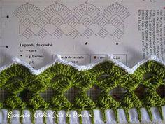 Barrados de Croche: Barrado de Croche