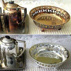 argento pulito con la pila chimica - erbaviola.com