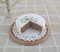 1/12th scale miniature food