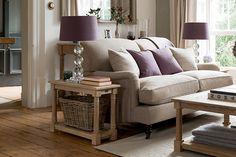Guide to Buying Living Room Contemporary Living Room Furniture, Living Furniture, Living Room Modern, Home And Living, Living Spaces, Room Interior Design, Living Room Interior, Mauve Living Room, Purple Rooms
