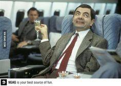 Rowan Atkinson as Mr Bean Rowan, Mr Bean Funny, Johnny English, Blackadder, Chris Rock, Film Movie, Movies, Films, I Like Him