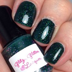 GlitzNGlitter Lacquer So Naileficent