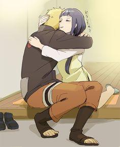 Naruto and Hinata Love <3