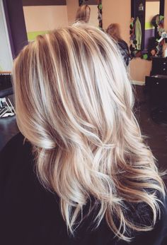 If only i could go blonde! @katymarie02 I think this color would be gorgeous on…