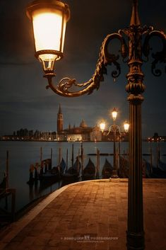 Lamp, Venice, Italy by Songquan Deng on 500px