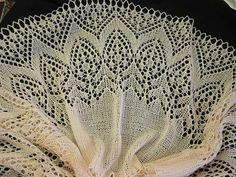 Шали спицами. Схемы / Вязание спицами / Вязание для женщин спицами. Схемы