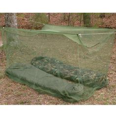 Snugpak Insecticide Treated Double Mosquito Net- Vermont's  Barre Army Navy Store