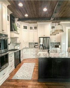 29 Open Concept Kitchens (Pictures of Designs & Layouts) | Kitchen ...