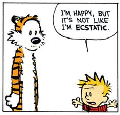 Funny comics strips hilarious life calvin and hobbes 46 Ideas Calvin And Hobbes Quotes, Calvin And Hobbes Comics, Funny Comic Strips, Humor Grafico, Fun Comics, Im Happy, Cool Cartoons, Hobbs, Manga