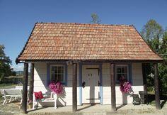 Poland, Gazebo, Tourism, Outdoor Structures, Places, Outdoor Decor, Travel, Caravans, Sheds