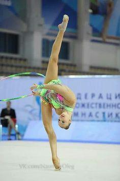 Daria Svatkovskaya (Russia)