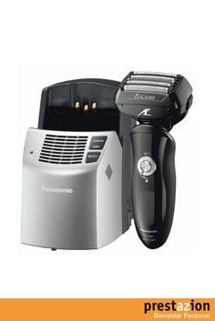 panasonic es lv81 k803 afeitadora de 5 hojas (con estacion de limpieza) color negro