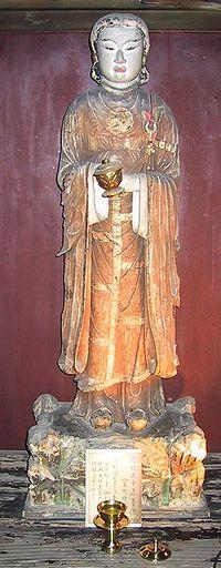 쇼토쿠 태자상 나라, 아스카 사원