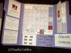 Familia Católica: Lapbook de Cuaresma 2014