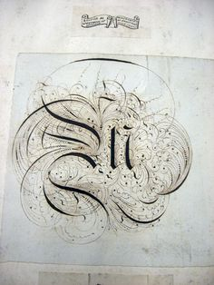 Calligrafia... Beautiful Lettering, Beautiful Calligraphy, Calligraphy Letters, Typography Letters, Calligraphy Types, Marathi Calligraphy, Persian Calligraphy, Beautiful Handwriting Styles, Alphabet