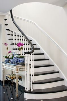 Ridge Lane Residence - traditional - staircase - chicago - Northworks Architects and Planners