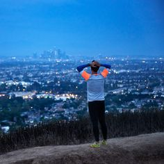 Now you have no excuse. The absolute most beautiful runs in LA.