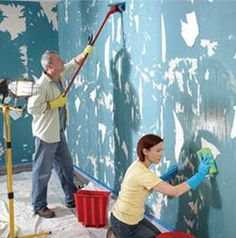 Tips for removing wallpaper - Diy, Lifestyle