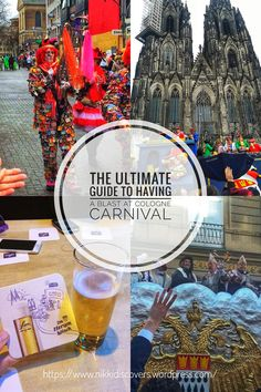 My blog post on how to enjoy Cologne Carnival. The event is buckets of fun if you prep correctly. Learn more about my experience and I have included tips in this post. Travel Around Europe, Political Science, Having A Blast, Buckets, Budget Travel, Cologne, Alcoholic Drinks, My Photos, Carnival