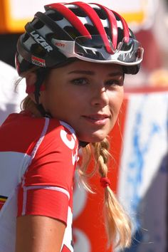 4th La Course 2017 by Le Tour de France / Stage 1  Start / Puck MOONEN / Briancon IzoardCol d'Izoard 2360m / Women / La Course by Le Tour / TDF /