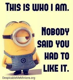 Funny Minions Quotes Of The Week - Minions Images, Funny Minion Pictures, Minions Love, Funny Pics, Minion Talk, Minion Rush, Minion Jokes, Minions Quotes, Funny Quotes