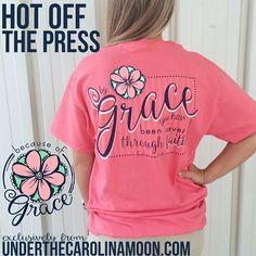 Because of Grace™  Grace Through Faith