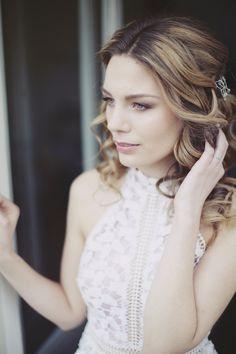Bohemian Beauty: Die schönsten Inspirationen für Boho-Brautfrisuren | WonderWed.com  #wedding #beauty #weddinginspiration #bride