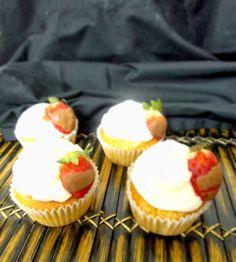 cocinaros: Cheesecake Cupcakes (cupcakes de tarta de queso)