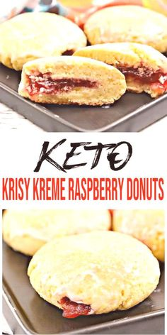 BEST keto donuts for keto breakfast keto snacks or keto desserts. Try this simple & quick homemade keto copycat K Keto Foods, Ketogenic Recipes, Low Carb Recipes, Keto Meal, Ketogenic Diet, Low Carb Keto, Diet Meal Plans, Quick Recipes, Clean Recipes