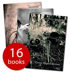 Vintage Dickens Collection - 16 Books (Collection): 9990000011896 £15
