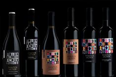 Santos da Casa Wine on Packaging of the World - Creative Package Design Gallery