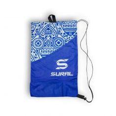 Sac de natation MESH BAG Bleu (Filet de natation)