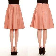 Fall is here... Dress the part in our Peach Leather Skirt - $42.00    IN-STORE:: 9450 Airline Hwy, Baton Rouge, LA  (Between Old Hammond Hwy and Goodwood Blvd)  ONLINE:: www.trystgirlstudio.com  BY PHONE:: 225.302.5001  #celebstyle #gold #metalbelt #curvygirls #fashion #boutique #fall #glam #girls #trusttryst #celebdresses #dopestyle #girlslove #tagsforlikes #instagood #batonrouge #bandagedress #love #girl #me #follow #cute #photooftheday #beautiful #selfie #friends  #womensfashion